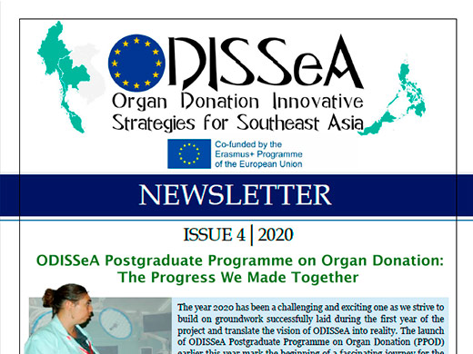 4rd Newsletter of ODISSeA Project (PDF - 1.880KB)